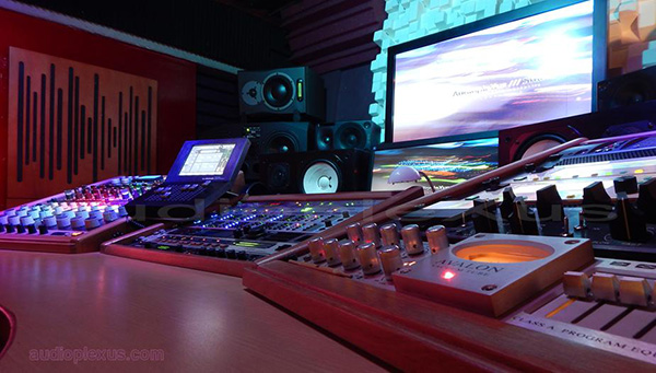 Mastering Studio Furniture