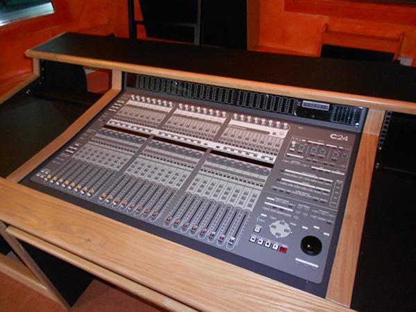 Desk for Avid c24