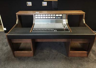 Custom Walnut Studio Desk