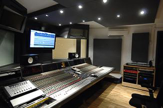 190 Recording Studio Furniture SSR London Nevestudio