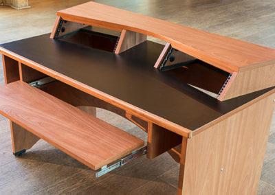music-studio-desk-keyboard-tray
