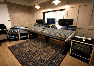 Point Blank Recording Studio