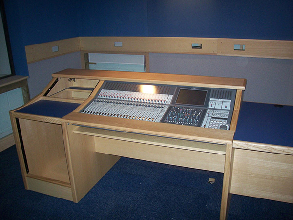 050 Recording Studio Desk Studio Equipment UK