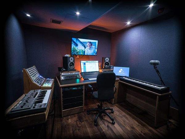 AVID S3 in Studio