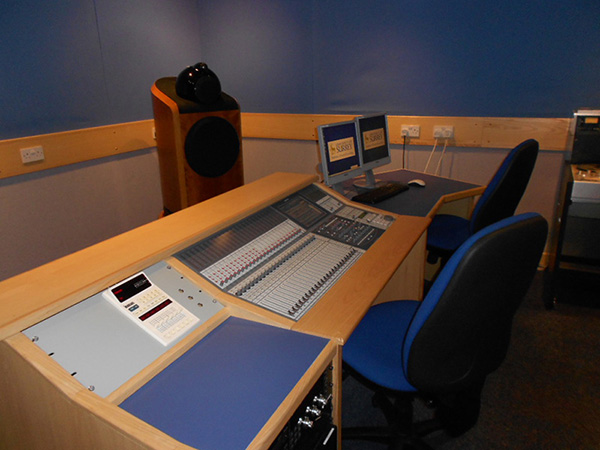Desk for Sony Mixer