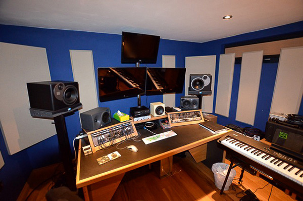 Writer's Studio, London